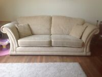 2 and 3 seater sofa settee