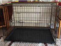 """42"""" large dog cage"""