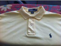 ralph lauren mens polo shirt
