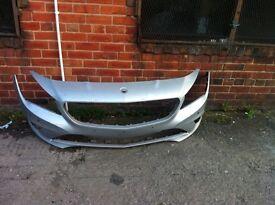 Mercedes cla A117 Front bumper 2011-2015