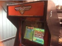 Video arcade machine L@@k