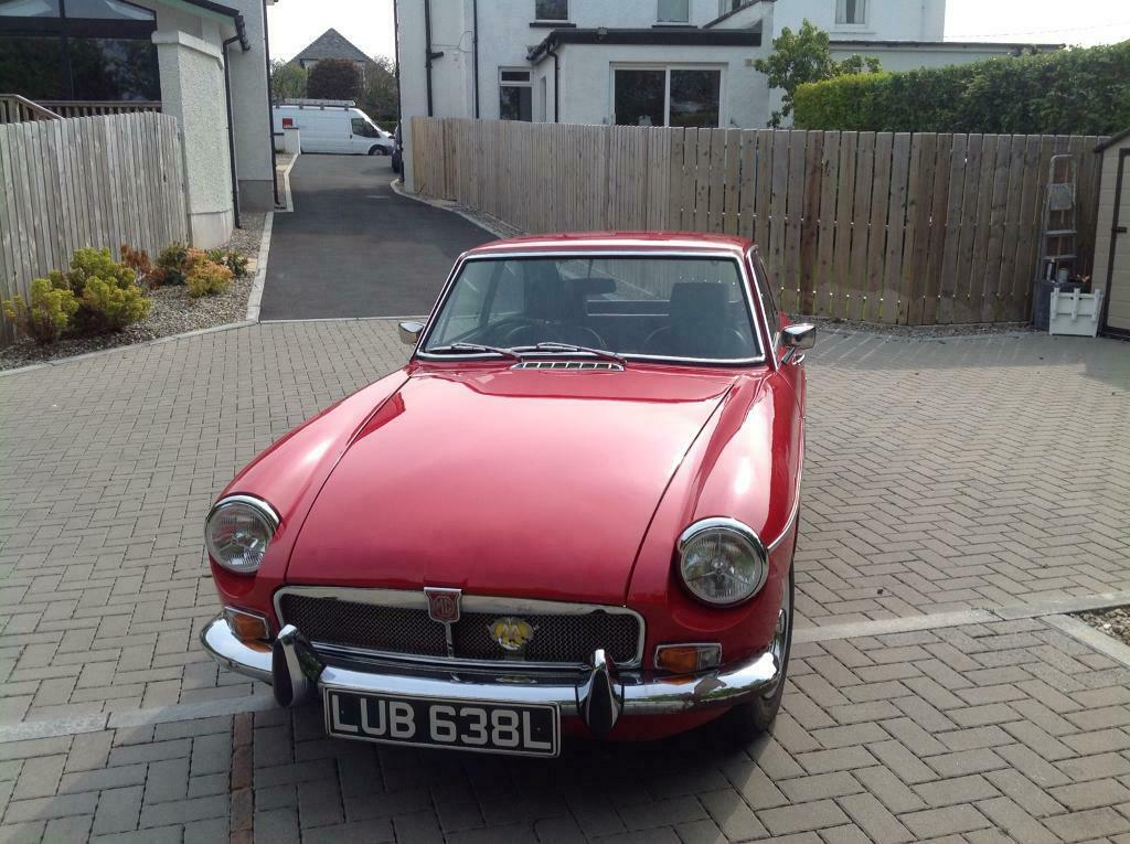 MGB GT 1973 immaculately restored | in Bangor, County Down | Gumtree