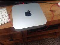 Mini Mac i5 PC 2.3 .128 ssd drive