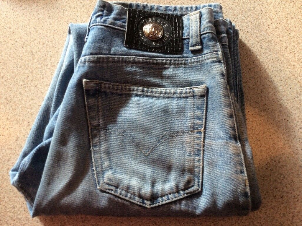 Men s vintage Versace jeans couture   in Muir Of Ord, Highland ... 234644ae54