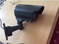 CCTV CAMERA BLACK
