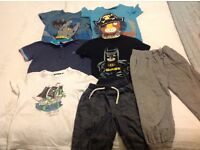 Boys clothes bundle (3-4 yrs)