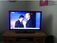 "samsung 42"" flat screen television"