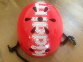 Child's Kiddimoto Bike/Scooter Helmet - Small VGC