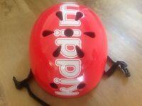 Child's Kiddimoto Bike/Scooter Helmet - Small VGC