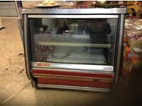 Commercial dispay fridge £450.00