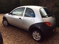 Ford ka car for sale, very nice first time car,