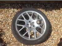 Mg zt 18inch alloy wheel