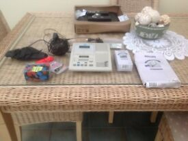 Dictaphone and accessories