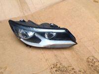 Vw Tiguan 2013-2015 headlamp headlight o/s £60