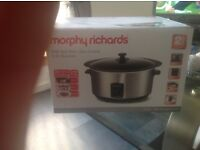 Murphy Richards sear and stew slow cooker