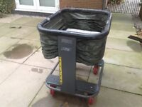 Picking truck concertina type. Wigan