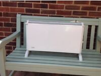 Dimples convector heater.