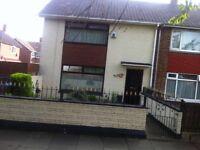 2 bedroom house for sale, Somerby terrace, Pallister Park, opposite Morrison's