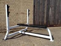 KMS Olympic Flat Bench (Delivery Available)