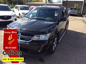 2011 Dodge Journey R/T/AWD/heated leather seats