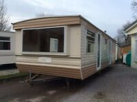 STATIC CARAVAN FOR SALE-ATLAS FLORIDA 30X10FT - ONLY £2350!!!