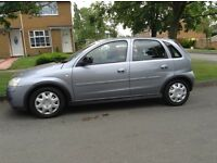 2004 Vauxhall Corsa for sale - ideal first car or town runabout!
