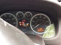 Peugeot 307sw 7 seater Estate 04 reg