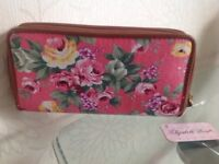 Floral clutch purse. Brand new with tags.