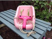 Little tikes garden swing seat