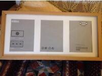 Frame IKEA Ribba photograph frame