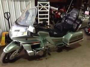 1999 honda GL1500SE Goldwing