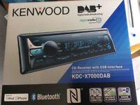 Kenwood KDC-X7000 DAB
