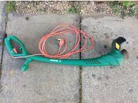 Quake cast corded grass trimmer 450W