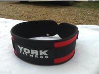York Fitness Weightlifting Belt