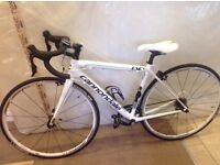 Cannondale ladies super six evo 2015. Completely immaculate. Less than 200 miles use