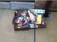 Match box collection dating back to nineteen sixties approximately 150 items