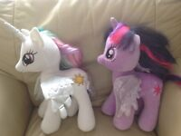 My little pony build a bear large plush soft toy