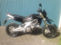 Aprilia Dorsoduro VGC, very low mileage PRICE REDUCED