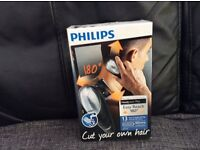 Brand new philips rotating head clippers