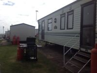 STATIC CARAVAN 6 BERH FOR RENT EASTER SCHOOL HOLIDAYS AT DEVON CLIFFS EXMOUTH BEST PRICES BOOK NOW