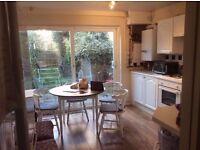 2 single room near stn Finsbury Park station,Arsenal,Camden Town,Holloway Road. Private Garden.2 W/C
