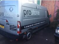 Renault master 2010 lwb starts and drives perfect 1 owner from new