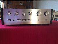 TRIO STEREO AMP / AMPLIFIER KA/4002A