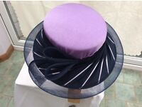 Ladies C&A Wedding/Races/Formal Occasions Hat