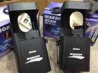 2 acme warrior scanners