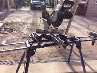 Scheppach chop saw