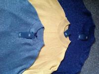 3 brand new marks and Spencer's tops size 14/16.