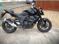 Kawasaki ZR 750cc 2008 plate for sale