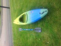 Single kayak NOW SOLD