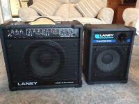 1 laney KD65 electronic power amp